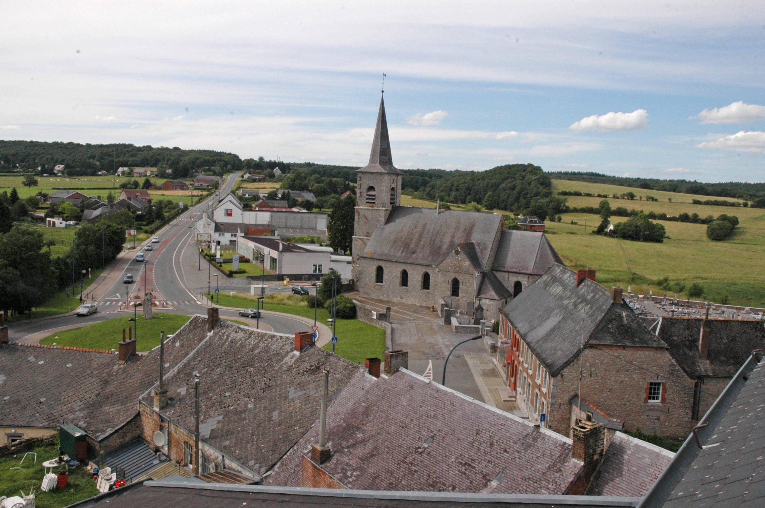 Les citoyens et leur patrimoine local en Wallonie